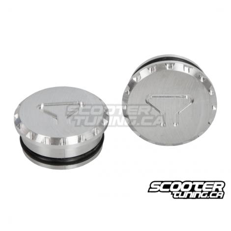 Aluminium Frame Cap MML Gear Aluminium