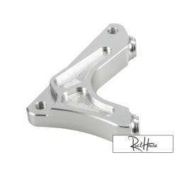 4-Piston Brake Caliper Adaptor Adelin Aluminium for 220mm Disc  Honda Ruckus / Dio / Elite