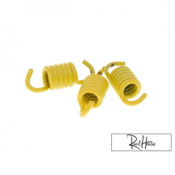 Clutch Spring Malossi Yellow 3.4K (Medium)