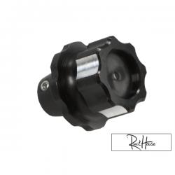 CNC Key TRS billet Black Honda Ruckus