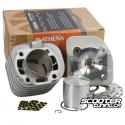 Cylinder Kit Athena SPORT 80cc 12mm Minarelli Horizontal