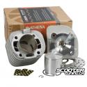 Cylinder Kit Athena SPORT (Basic) 70cc 10mm Minarelli Horizontal