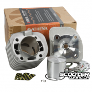 Cylinder Kit Athena SPORT (Basic) 70cc 10mm Minarelli Horizontal