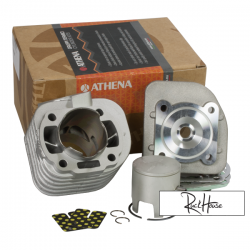 Cylinder Kit Athena EVOLUTION 70cc 12mm Minarelli Horizontal
