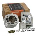 Cylinder Kit Athena EVOLUTION 70cc 12mm Minarelli Horizontal