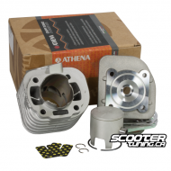 Cylinder Athena Evolution 70cc Cpi-Vento-Keeway (12mm)
