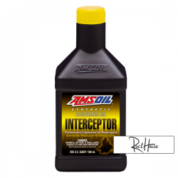 Amsoil 2T Oil Interceptor 100% Synthetic (1L)