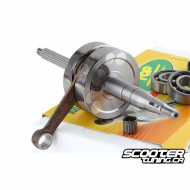 Crankshaft TPR Big Bore 70-77cc 12mm, 85mm conrod
