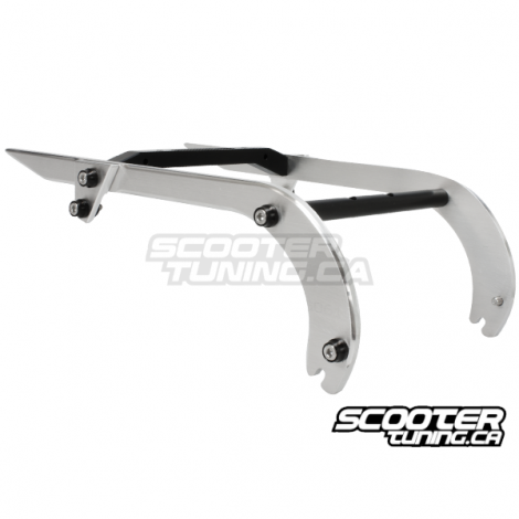 Lower Seat TRS Lowboy Aluminium