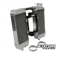Bolt-On Radiator set Yamaha Bws/Zuma 2002-2011
