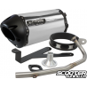 Exhaust Two Brothers Racing Black series Bws/Zuma 50 (Aluminium)
