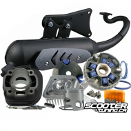 Engine Package Malossi Sport 70cc