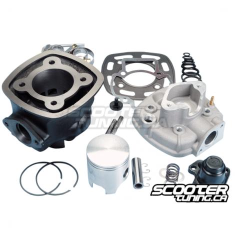 Cylinder kit Polini 70cc Sport