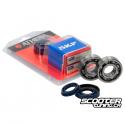 Crankshaft bearing Athena Racing (Polymer Cage) Minarelli Horizontal