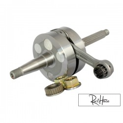 Crankshaft MHR TEAM 70cc, 39.2mm stroke/85mm conrod (Piaggio)