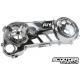Engine Cover STR8 CUT Chrome (Piaggio)