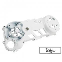 Engine Cover STR8 CUT White (Piaggio)