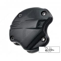 Engine Cover Cap STR8 Carbon (Piaggio)