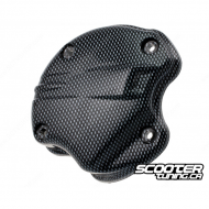 Engine Cover Cap STR8 Carbon (Piaggio)