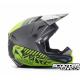 Helmet Fly Kinetic Elite Onset Black/Grey/Hi-Viz