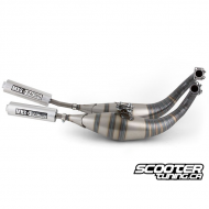 Exhaust system MXS GP90 Twin