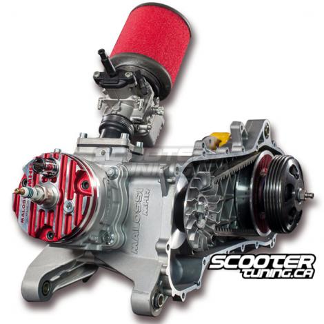 Complete Engine Malossi RC-One 94cc (Minarelli)