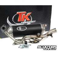 Exhaust Turbokit Gmax (SH150)