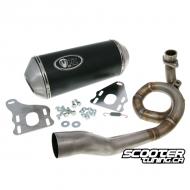 Exhaust Turbokit Gmax (Piaggio 125-150)