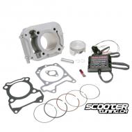 Cylinder kit Malossi I-Tech 185cc (Piaggio 125-150)