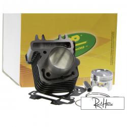 Cylinder kit TPR 79cc (4V) Piaggio 4T