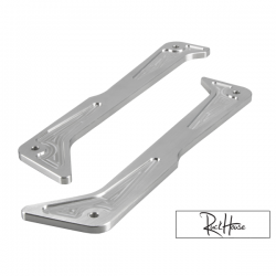 Billet Step Rails TRS Aluminium Honda Ruckus