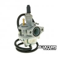 Carburetor Dellorto 17.5mm (Genuine-PGO-Kymco)