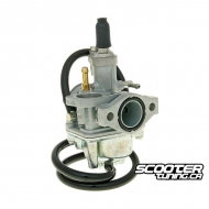 Carburetor Dellorto 17.5mm (Genuine-PGO-Kymco)