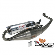 Exhaust Leovince TT (Piaggio Injection)