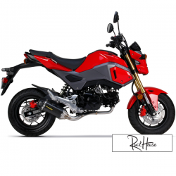 Exhaust Two Brothers Racing Tarmac Full Honda Grom 2017+