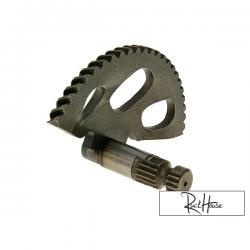 Parts kickstart shaft (Piaggio)