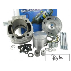 Cylinder kit polini Big Evolution 84cc