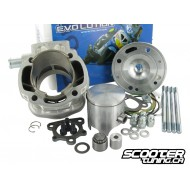 Cylinder kit polini Big Evolution 86cc