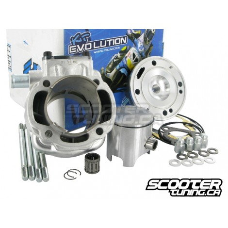 Cylinder kit polini Big Evolution 94cc Minarelli Horizontal LC