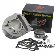 Ceramic Cylinder kit Taida 160cc (58.5mm)