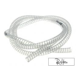 Coolant hose Motoforce, transparent 9x15mm 1 meter