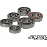 Gearbox Bearing set Taida GY6 125-150cc