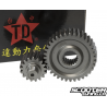 Secondary Gear Kit Taida 15/37 +20% for GY6 125-150cc