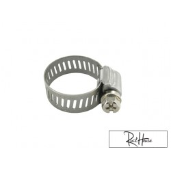 Hose clamp Motoforce 22mm