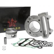 Cylinder kit Taida 81cc (50mm) GY6 50cc