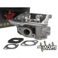 Oversize Cylinder Head Taida Racing (21.5/19) GY6 50cc