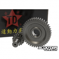 Secondary Gear kit Taida 17/40 (Elite-Dio 90-110cc)