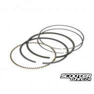 Piston Rings Taida 180cc 63mm (1.0/1.0/2.0) for GY6 150cc Engine