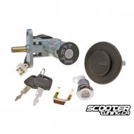 key Ignition Switch (CPI-Vento-Keeway)