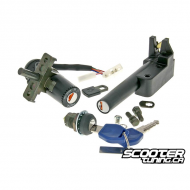 key Ignition Switch (Aprilia SR50 Minarelli)